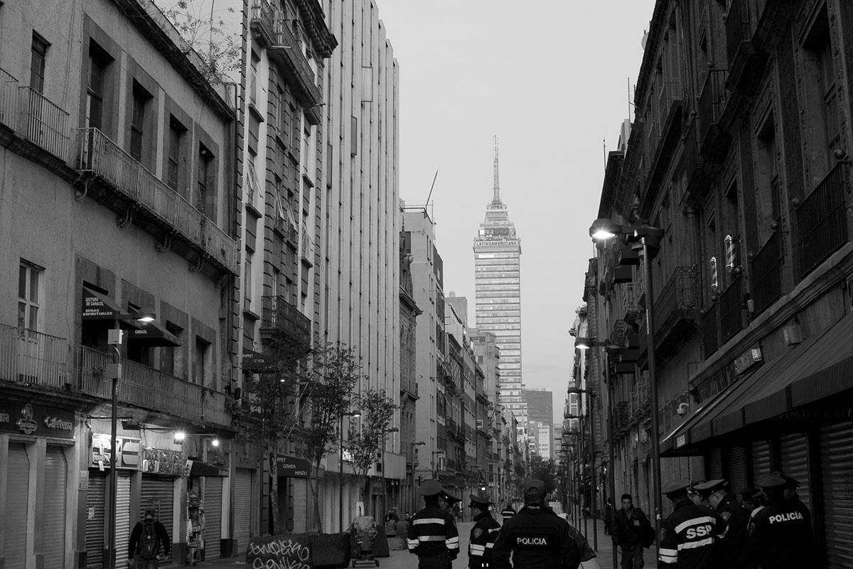1 / 4 - Viaje de prácticas del Taller de Fotografía a CDMX