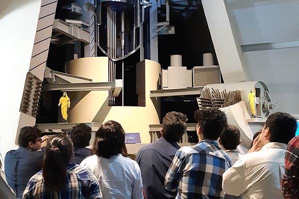 La Escuela de Ingeniería visita la Central Nucleoeléctrica de Laguna Verde