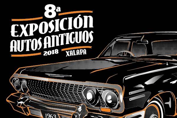 8a Exposición de Autos Antiguos Xalapa