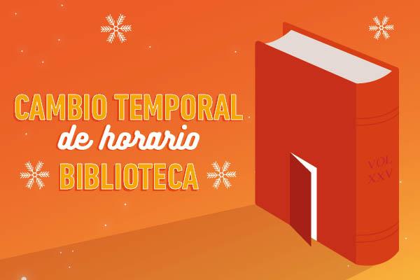 Horario de Servicio de Biblioteca