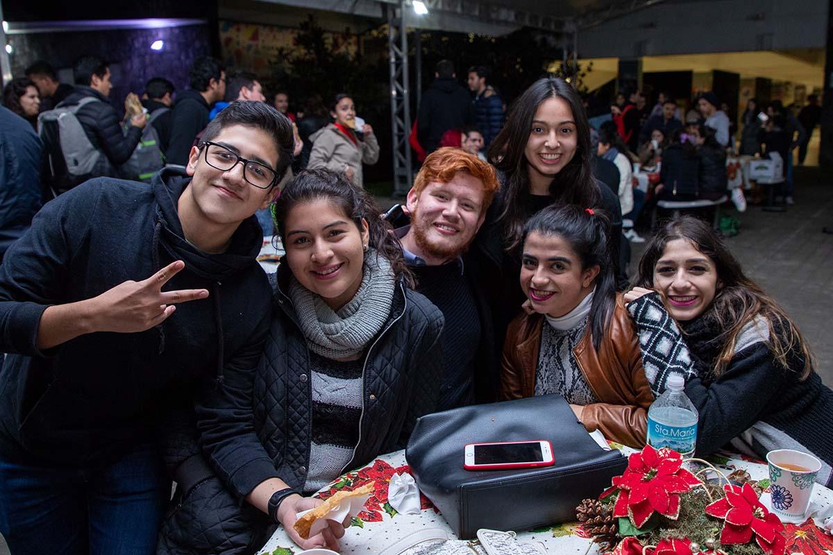 1 / 20 - Posada Universitaria Navideña 2018: Oportunidad de Agradecer