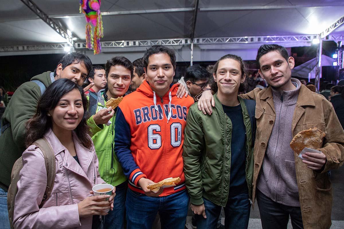 2 / 20 - Posada Universitaria Navideña 2018: Oportunidad de Agradecer