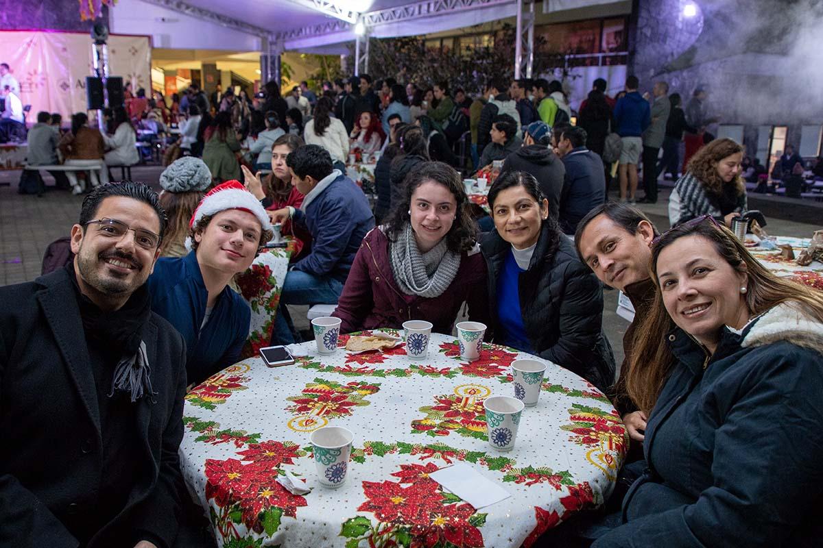 3 / 20 - Posada Universitaria Navideña 2018: Oportunidad de Agradecer