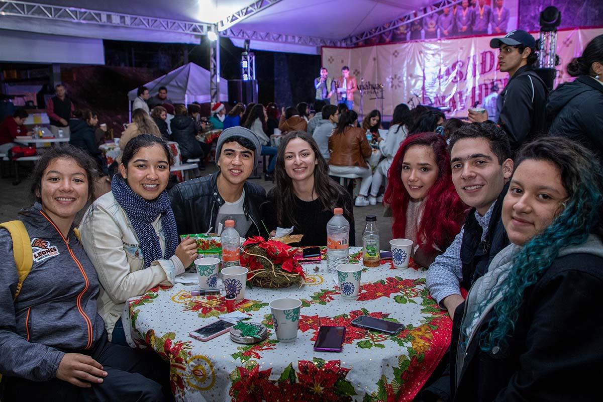 4 / 20 - Posada Universitaria Navideña 2018: Oportunidad de Agradecer