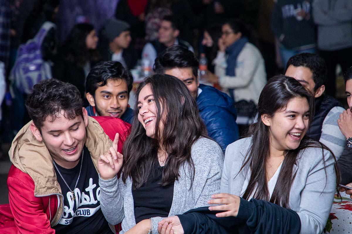 16 / 20 - Posada Universitaria Navideña 2018: Oportunidad de Agradecer