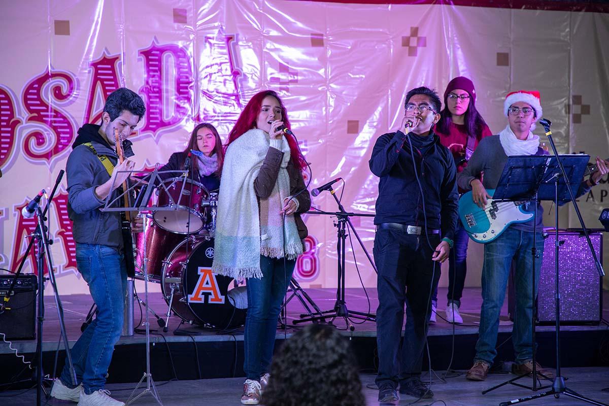 17 / 20 - Posada Universitaria Navideña 2018: Oportunidad de Agradecer