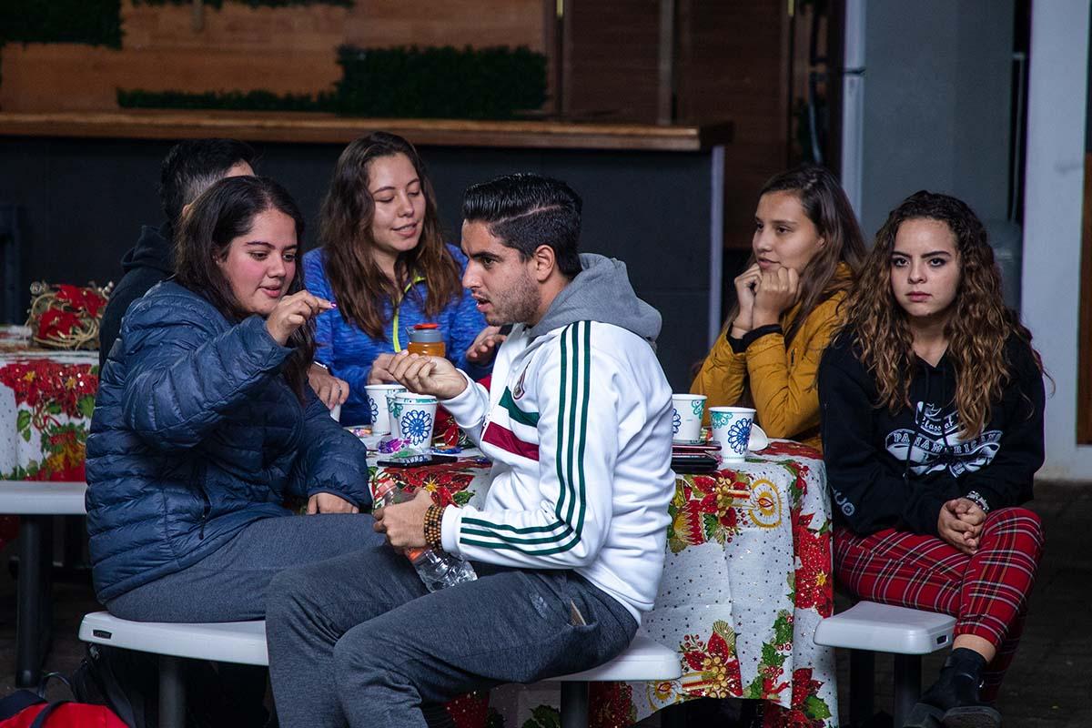 20 / 20 - Posada Universitaria Navideña 2018: Oportunidad de Agradecer