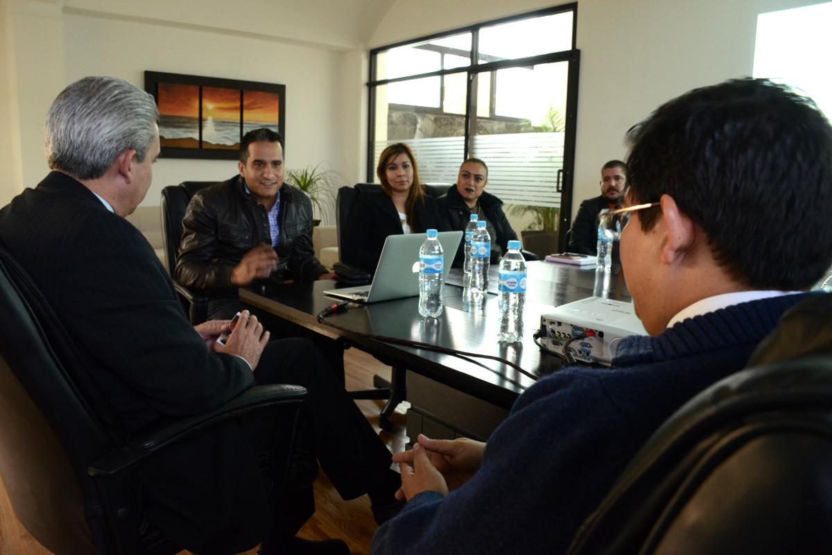 4 / 4 - El productor y cineasta Adolfo Franco visita la UAX