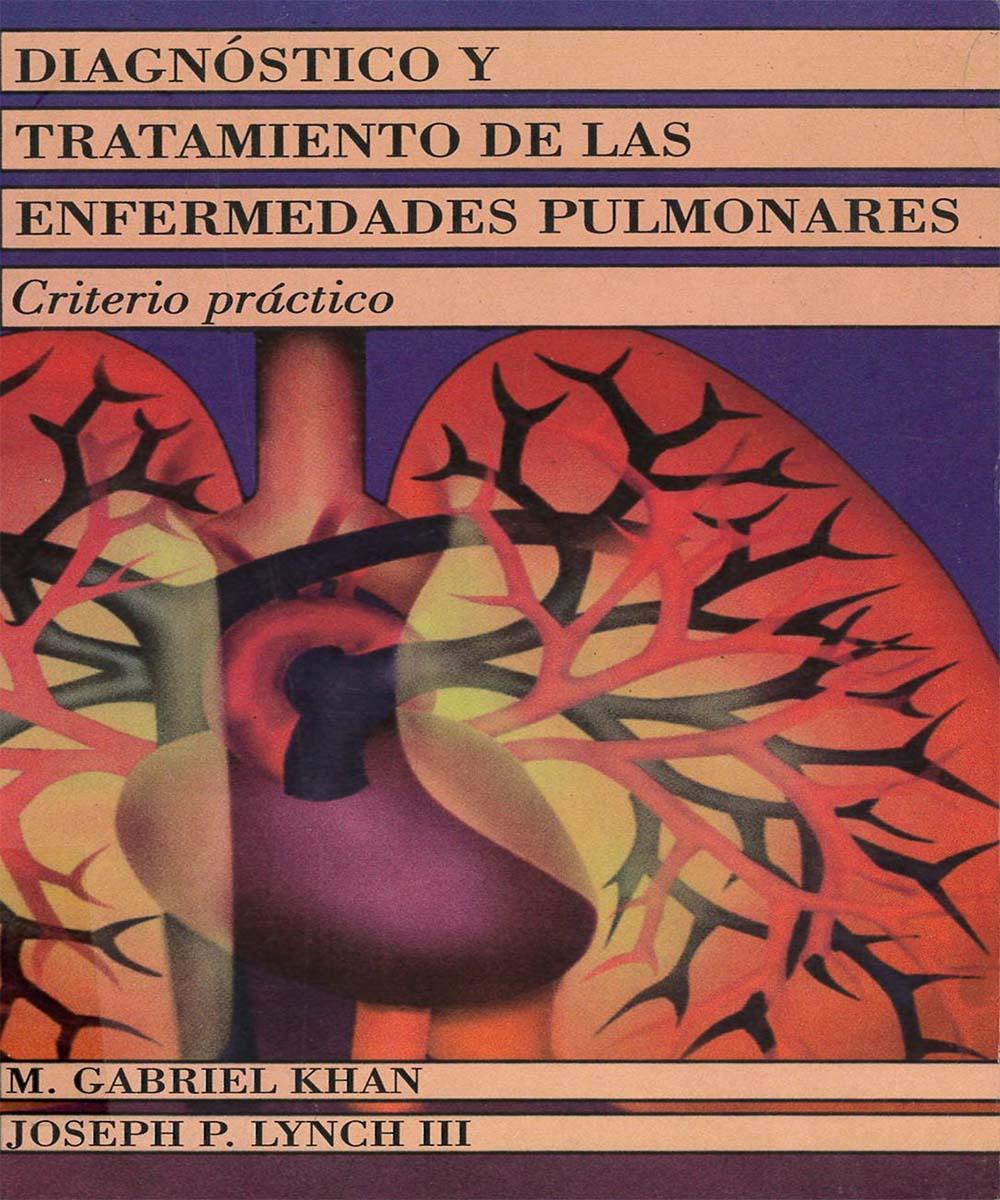 6 / 13 - RC733 D53 DIAGNOSTICO Y TRATAMIENTO DE ENFERMEDADES PULMONARES, M. GABRIEL KHAN - AUROCH, MEXICO 1998