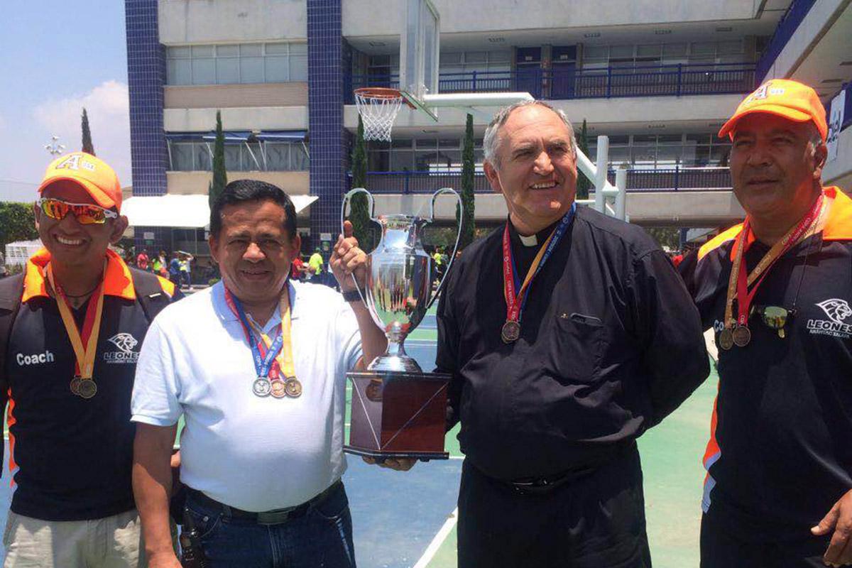3 / 3 - Bachillerato Anáhuac pisando fuerte en Copa Andes