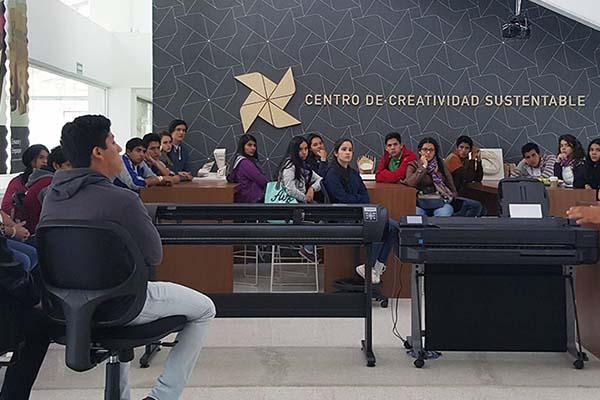 La Universidad Anáhuac recibe más de 500 alumnos en su primer Campus Visit del año