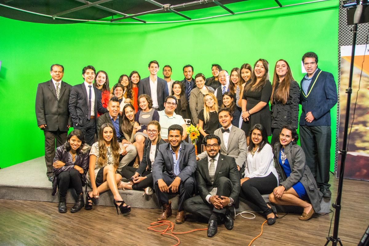 Inaugura Universidad Anáhuac Central Media y Management & Innovation Center