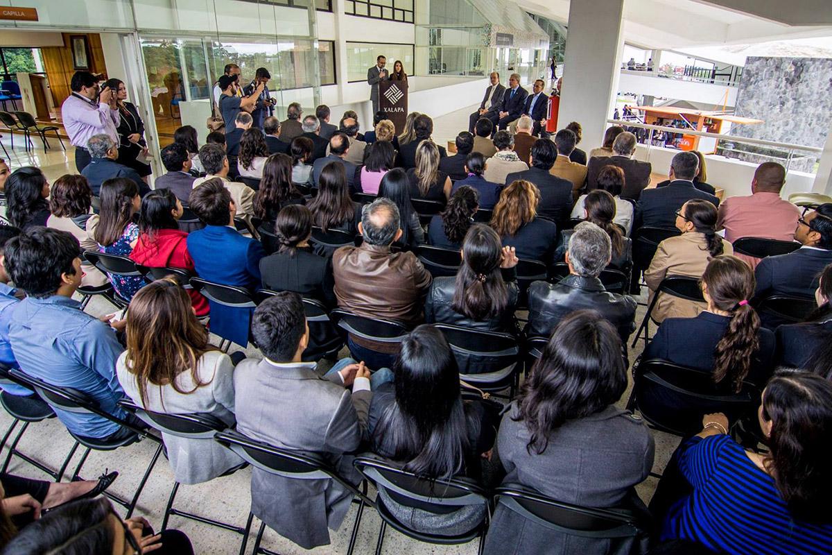 3 / 20 - Anáhuac Xalapa inaugura el Centro de Creatividad Sustentable
