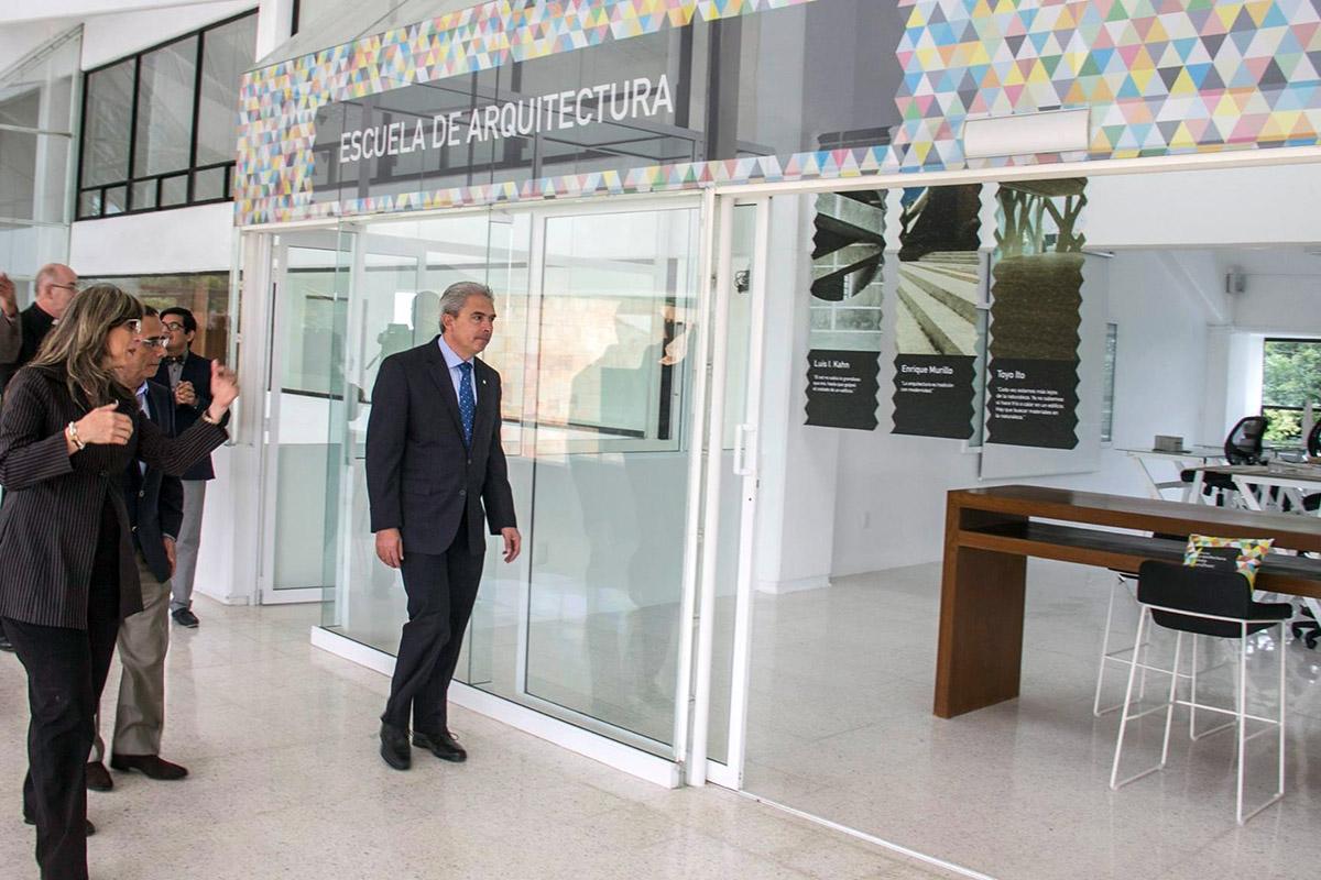 6 / 20 - Anáhuac Xalapa inaugura el Centro de Creatividad Sustentable