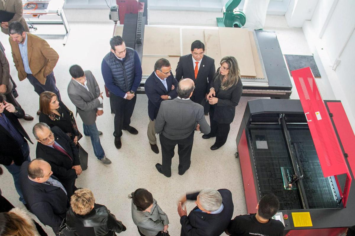 10 / 20 - Anáhuac Xalapa inaugura el Centro de Creatividad Sustentable