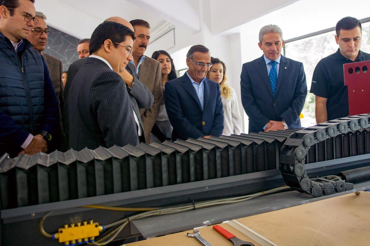 12 / 20 - Anáhuac Xalapa inaugura el Centro de Creatividad Sustentable