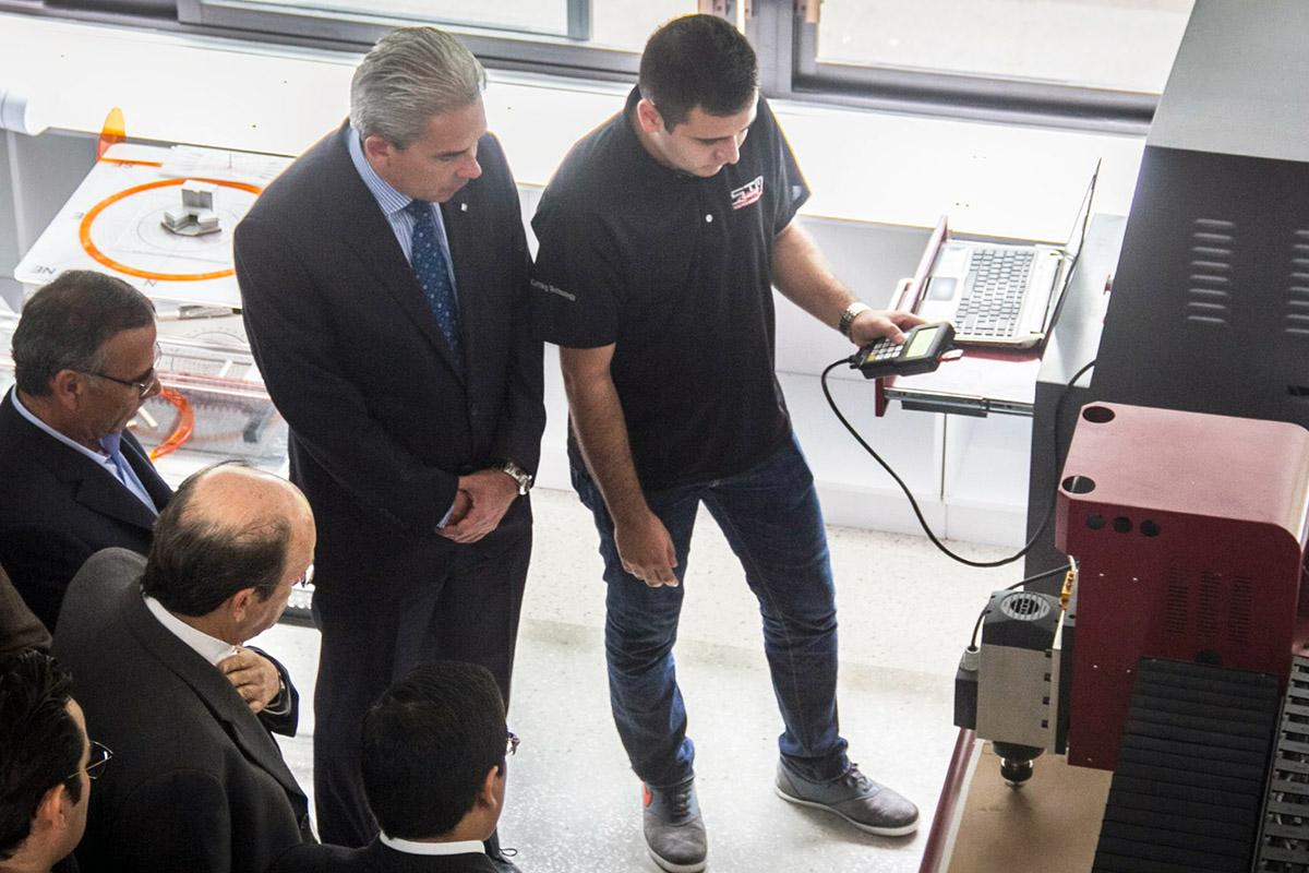 13 / 20 - Anáhuac Xalapa inaugura el Centro de Creatividad Sustentable