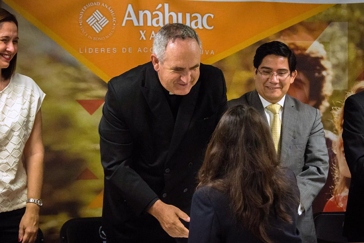 4 / 24 - Ceremonia de Fin de Cursos y Premiación anual del Bachillerato Anáhuac Xalapa