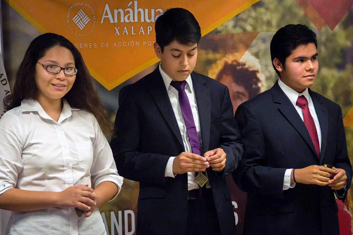 5 / 24 - Ceremonia de Fin de Cursos y Premiación anual del Bachillerato Anáhuac Xalapa