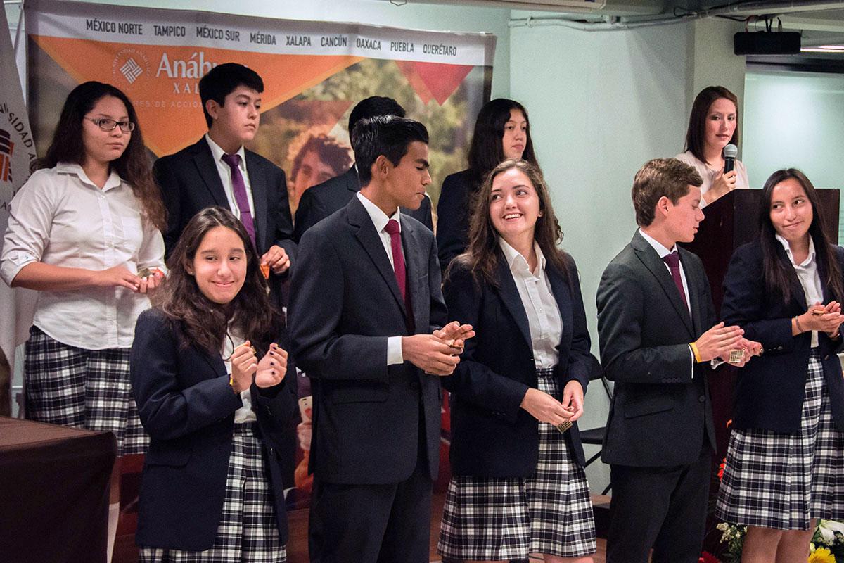 7 / 24 - Ceremonia de Fin de Cursos y Premiación anual del Bachillerato Anáhuac Xalapa