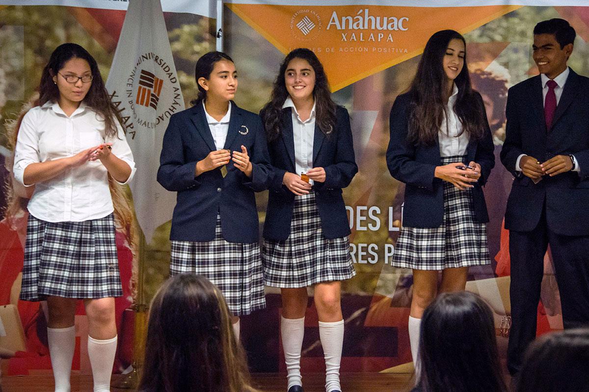 9 / 24 - Ceremonia de Fin de Cursos y Premiación anual del Bachillerato Anáhuac Xalapa