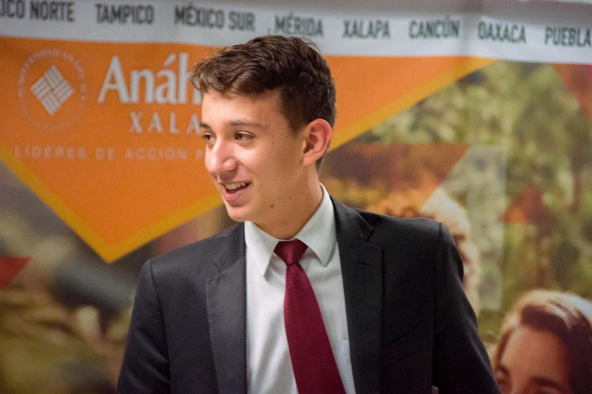 17 / 24 - Ceremonia de Fin de Cursos y Premiación anual del Bachillerato Anáhuac Xalapa