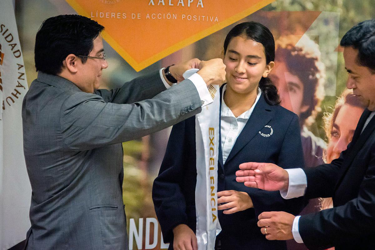 22 / 24 - Ceremonia de Fin de Cursos y Premiación anual del Bachillerato Anáhuac Xalapa