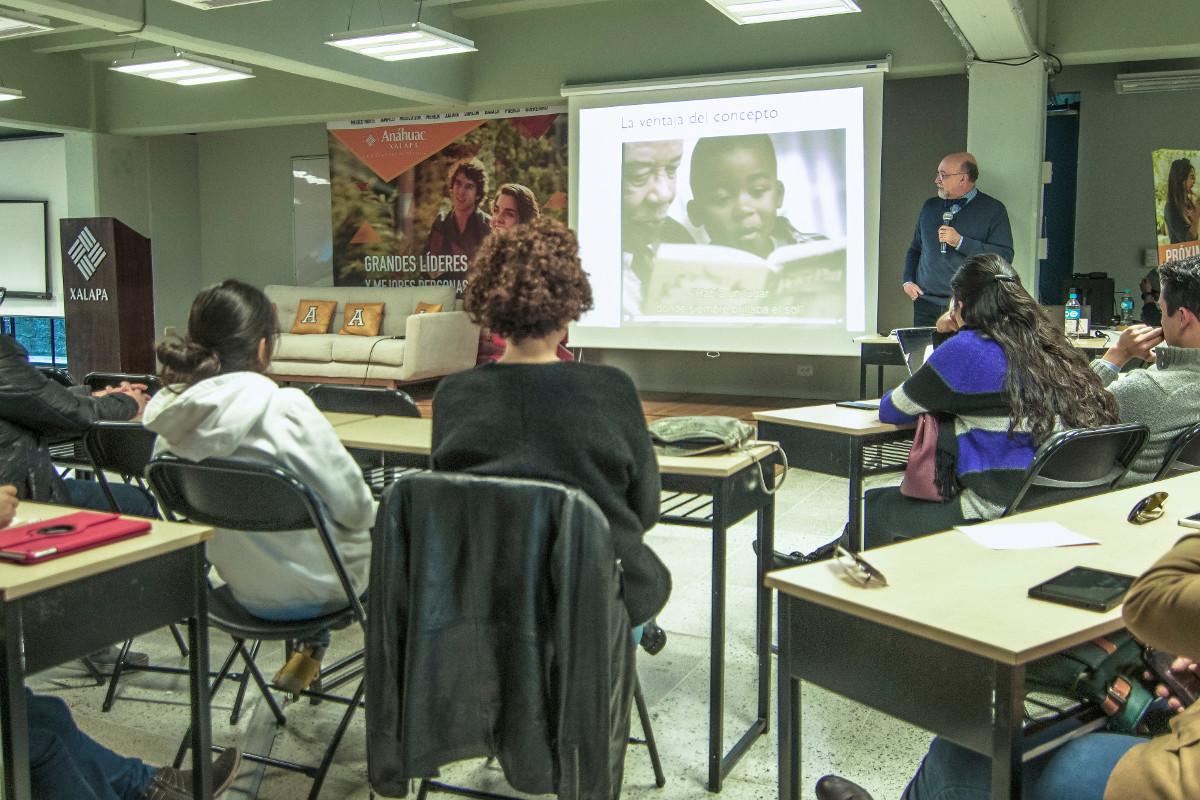 2 / 7 - Ciclo de conferencias de Creatividad Publicitaria y Fotografía