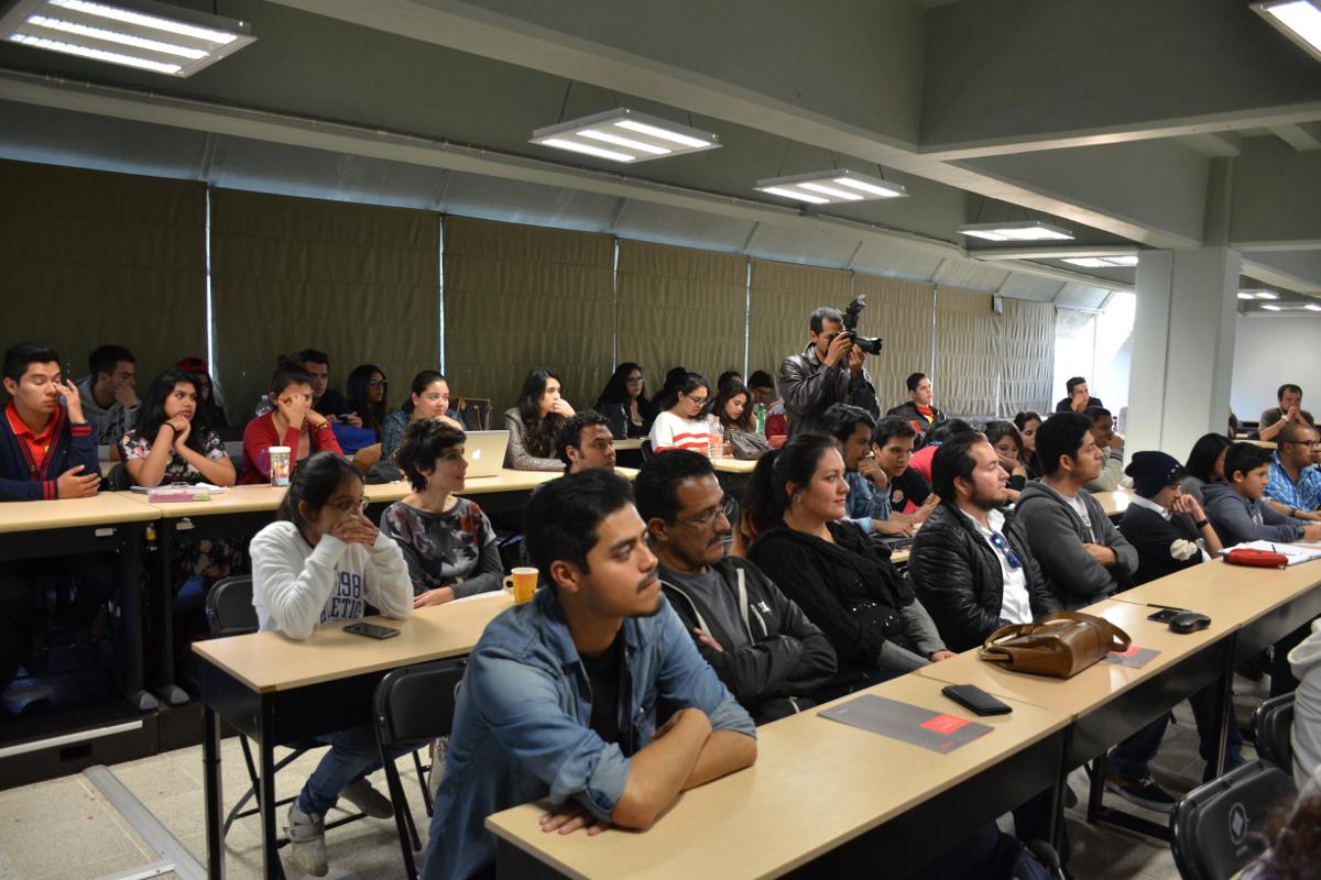 4 / 7 - Ciclo de conferencias de Creatividad Publicitaria y Fotografía