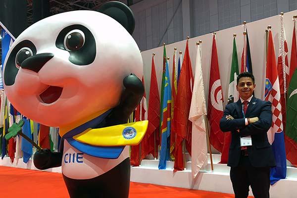 Misión Comercial en China de Consejero de Negocios Internacionales
