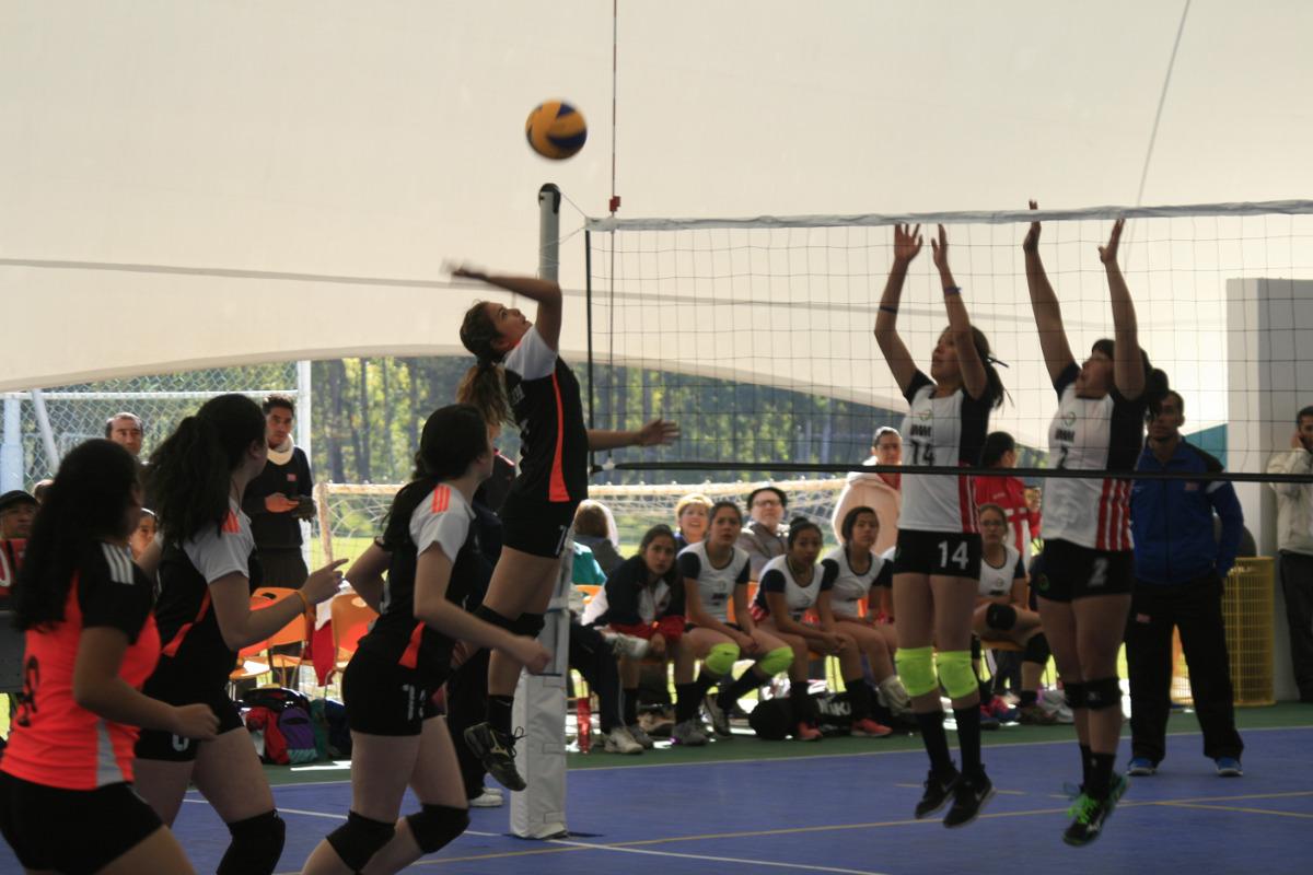 1 / 16 - Prepa Anáhuac en Voleibol CONADEIP