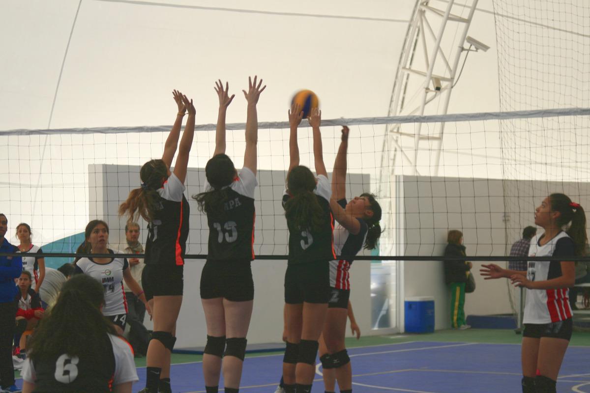 2 / 16 - Prepa Anáhuac en Voleibol CONADEIP