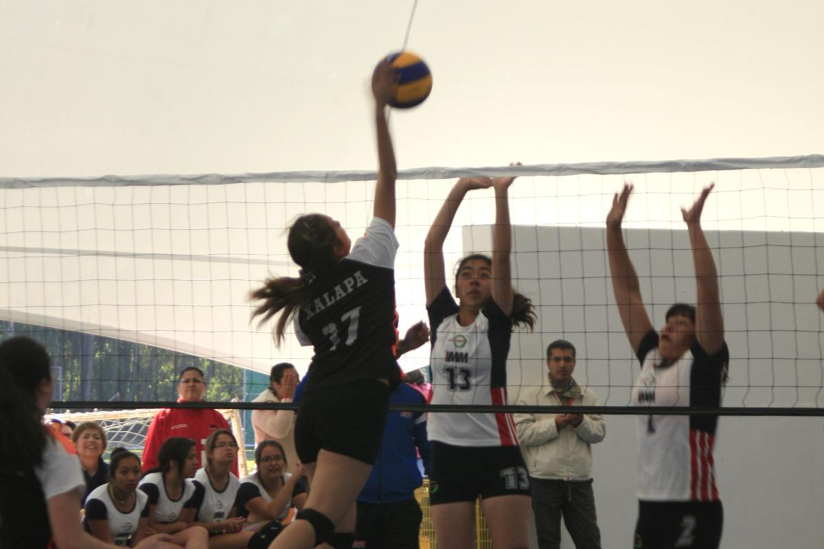 3 / 16 - Prepa Anáhuac en Voleibol CONADEIP