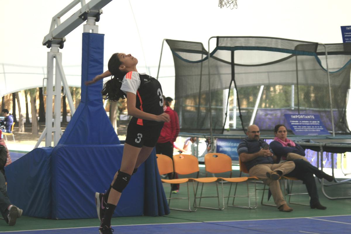 4 / 16 - Prepa Anáhuac en Voleibol CONADEIP