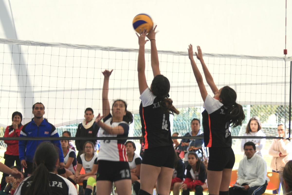 5 / 16 - Prepa Anáhuac en Voleibol CONADEIP