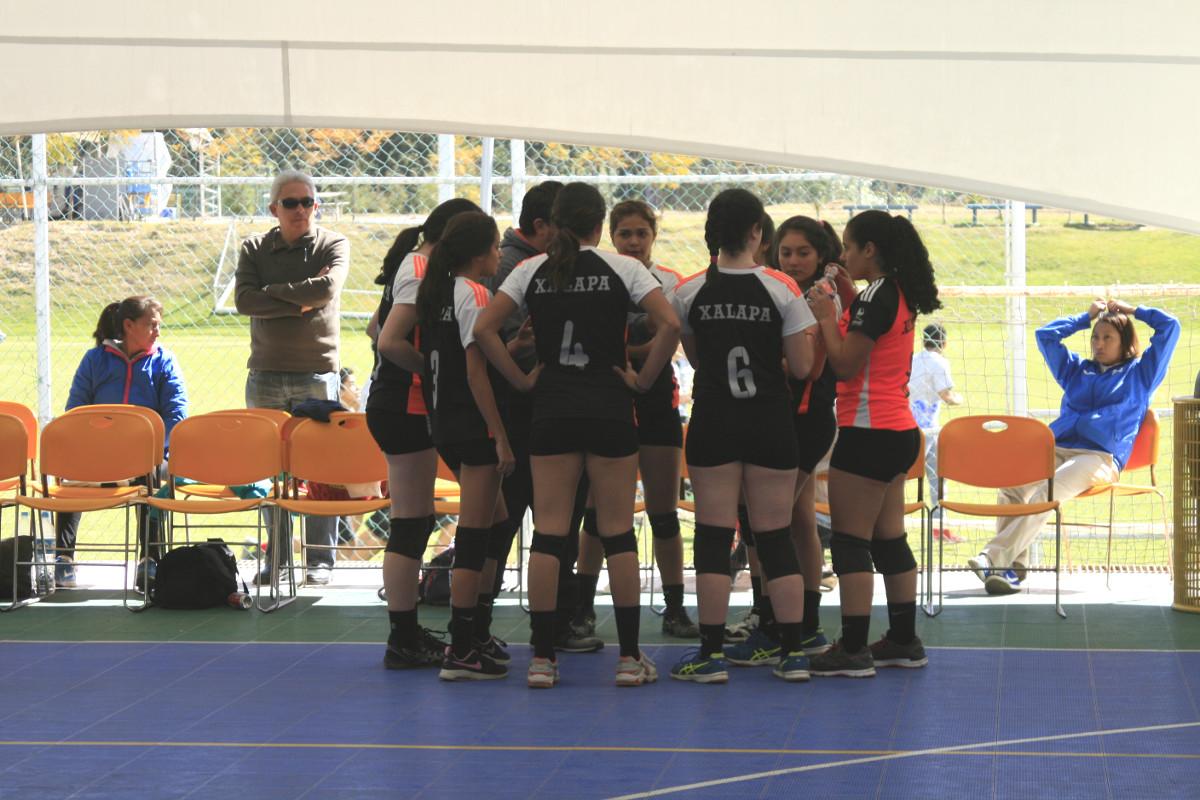 7 / 16 - Prepa Anáhuac en Voleibol CONADEIP