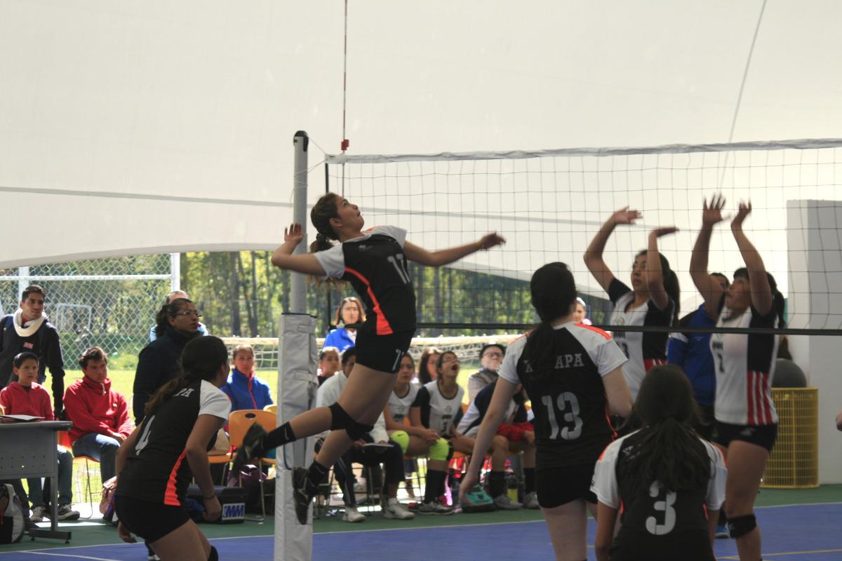 8 / 16 - Prepa Anáhuac en Voleibol CONADEIP