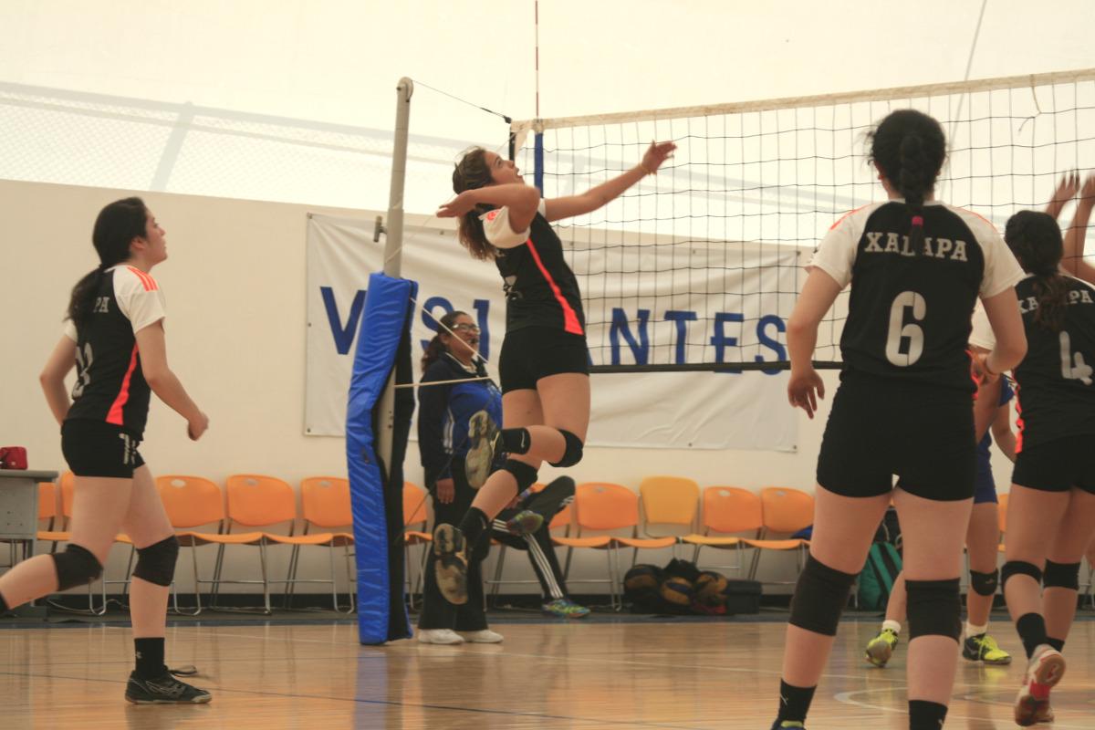 9 / 16 - Prepa Anáhuac en Voleibol CONADEIP