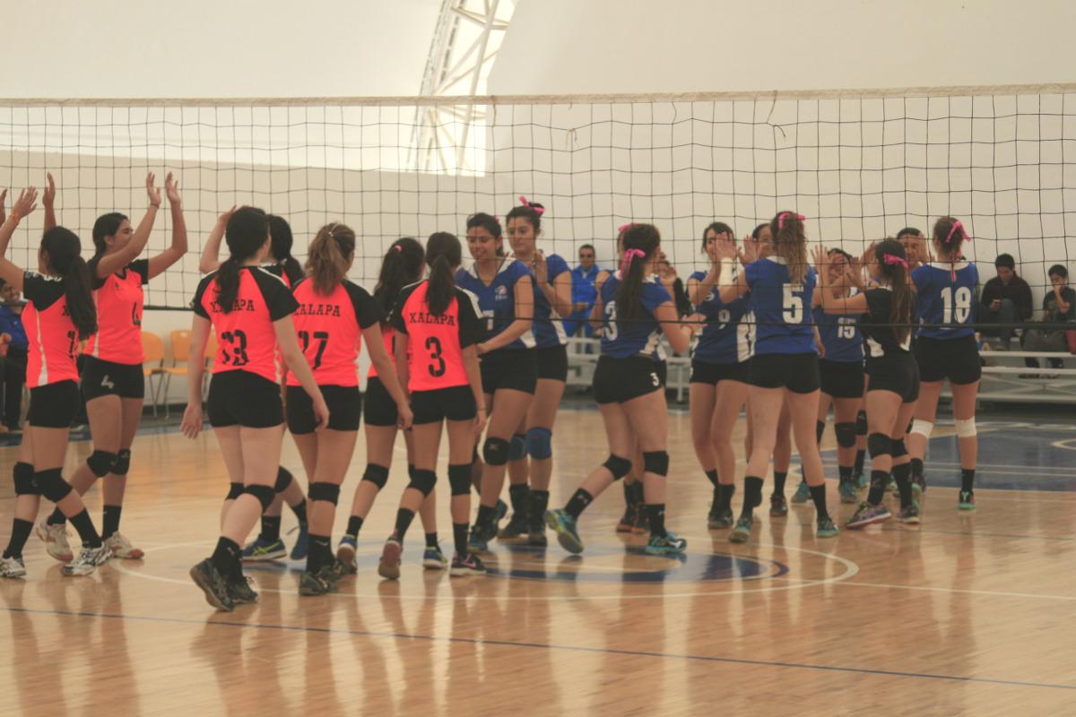 11 / 16 - Prepa Anáhuac en Voleibol CONADEIP