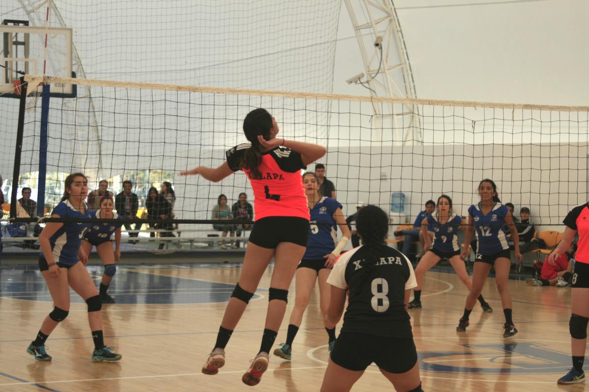 12 / 16 - Prepa Anáhuac en Voleibol CONADEIP