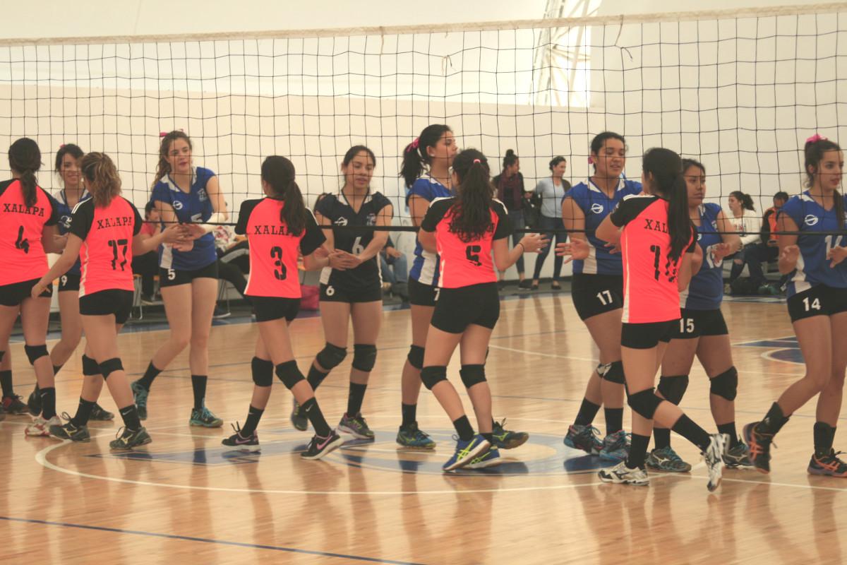 14 / 16 - Prepa Anáhuac en Voleibol CONADEIP