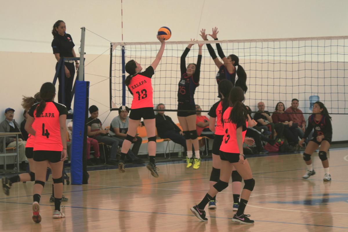 15 / 16 - Prepa Anáhuac en Voleibol CONADEIP