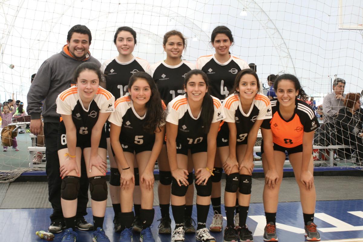 16 / 16 - Prepa Anáhuac en Voleibol CONADEIP