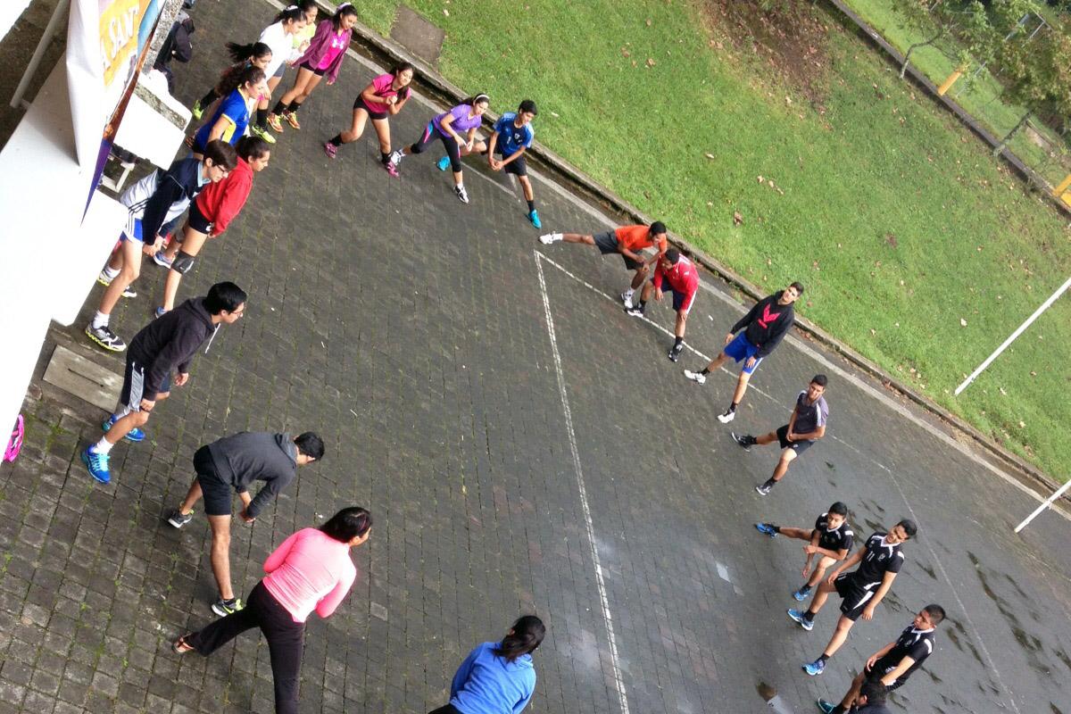 9 / 16 - La Universidad Anáhuac organiza Tryouts en busca de talento Veracruzano