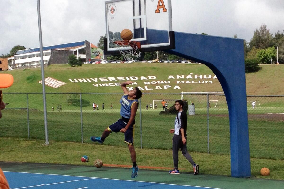 11 / 16 - La Universidad Anáhuac organiza Tryouts en busca de talento Veracruzano
