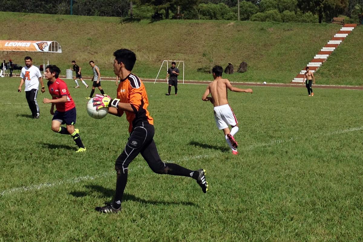 14 / 16 - La Universidad Anáhuac organiza Tryouts en busca de talento Veracruzano