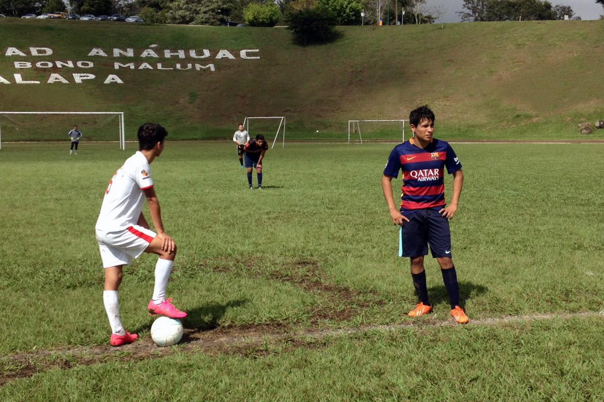 15 / 16 - La Universidad Anáhuac organiza Tryouts en busca de talento Veracruzano