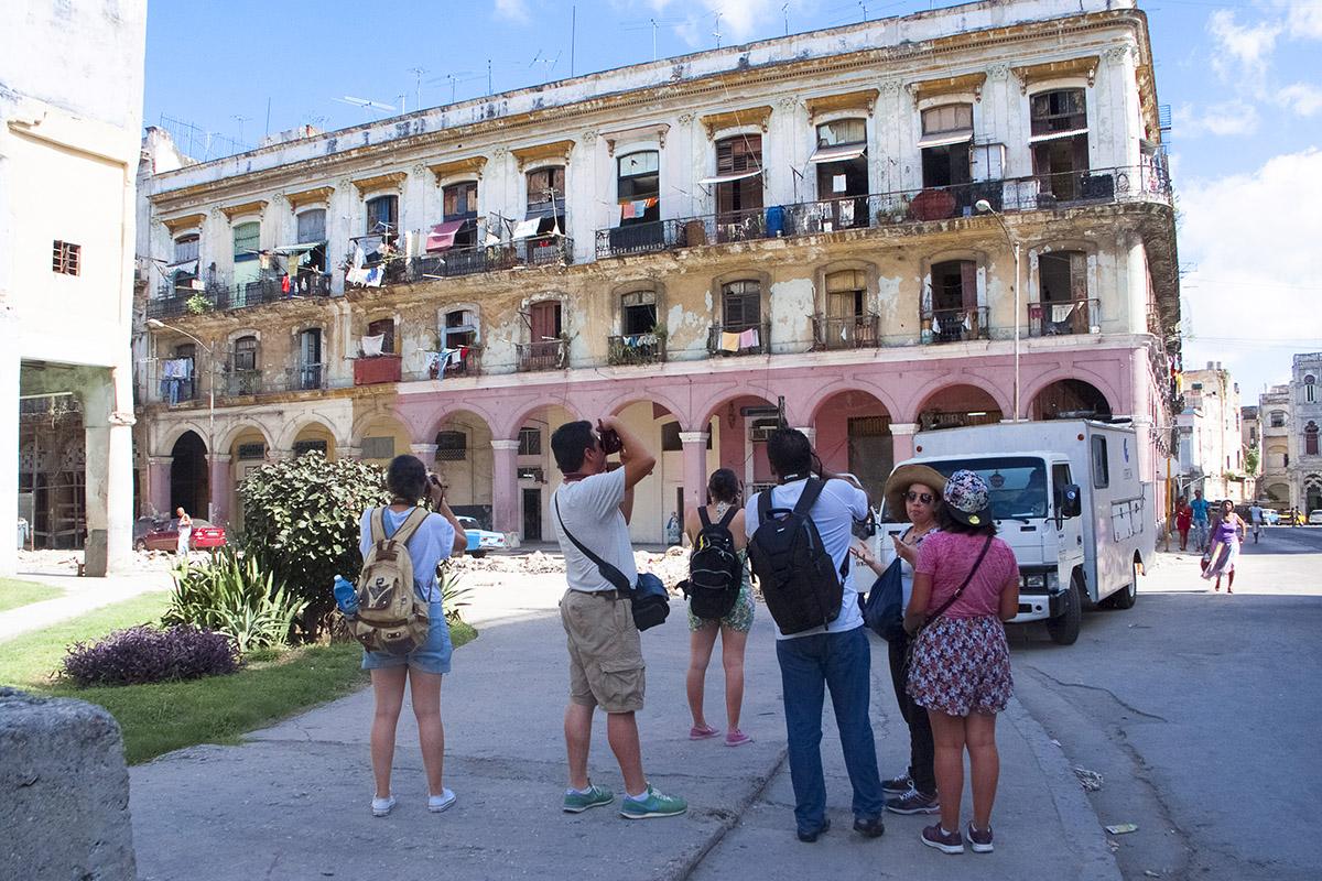 5 / 7 - Viaje de estudios a la Habana Cuba