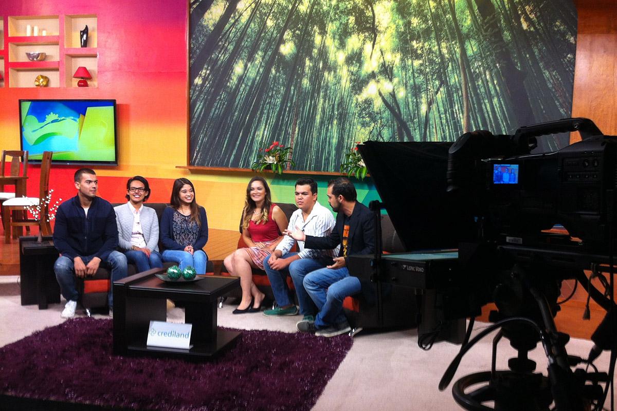 1 / 6 - Visita a RTV