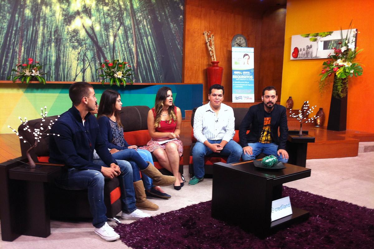 2 / 6 - Visita a RTV